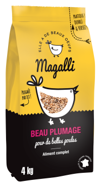 Aliment Magalli beau plumage